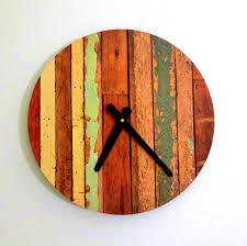 kitchen astonishing extremely creative handmade wall clocks