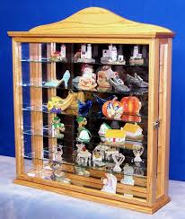 Curio Display Cabinets Uk Wall Hanging Curio Cabinet Display Home Office Study