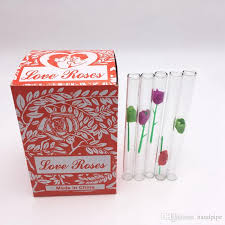 glass roses wholesale glass roses pipes buy cheap glass roses pipes from