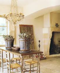 beautiful french country style interior design decoration in