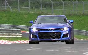 2017 chevy camaro zl1 duo filmed again at the nurburgring camarosix