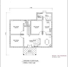 easy floor plan simple house plan drawing processcodi