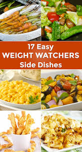 cuisine ww 17 easy weight watchers side dishes
