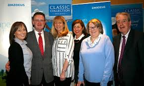 Travel partners group entertains agents in waterford