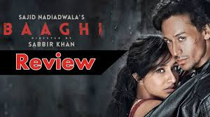 baaghi movie review brand new movie 2016 tiger shroff