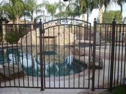 iron fence design ideas dr house
