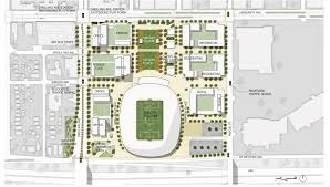 Cape Town Stadium Floor Plan by Design Allianz Field U2013 Stadiumdb Com