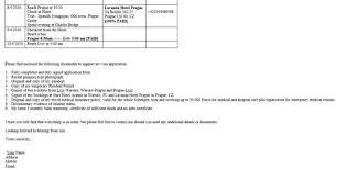 visa covering letter format new covering letter for business visa