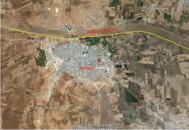 Azaz Syria Via Google Maps by Isis Advances And The Kurds Retreat In Northern Syria Geocurrents