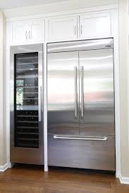 Cabinet For Mini Refrigerator Appliances Cooler Drawers Kitchen Refrigerator Cabinet Side