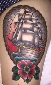 171 best boat tattoos images on pinterest boat tattoos ship