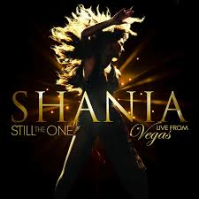 shania twain still the one live from las vegas cd dvd w