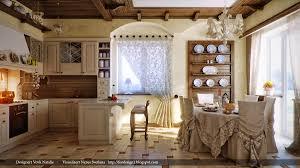 svetlana nezus portfolio kitchen in country style кухня в стиле