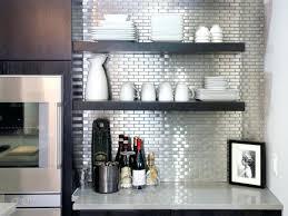 stainless steel kitchen backsplash panels stainless steel kitchen backsplash retno info