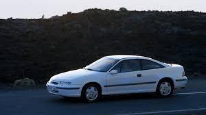 тест драйв Opel Calibra колеса ру