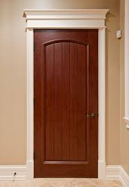 Solid Hardwood Interior Doors Solid Wood Doors Interior Door Custom Single Solid Wood With