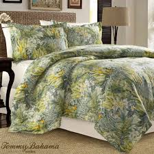 Tropical Duvet Covers Queen Cuba Cabana Tropical Duvet Cover Set By Tommy Bahama