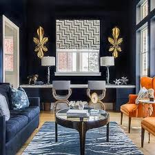 Gray And Gold Living Room by Living Room Navy Blue And Aqua Abstract Art Design Ideas