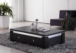 coffee table awesome coffee table with storage designs rectangle