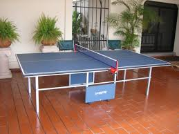 prince challenger table tennis table new table what do you think alex table tennis mytabletennis