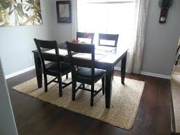 Round Rug For Dining Room Houzz Dining Room Area Rugs Average Size Rug For Table Under Round
