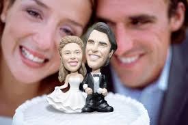 cake toppers bobblehead searching for bobblehead wedding cake topper try custombobble