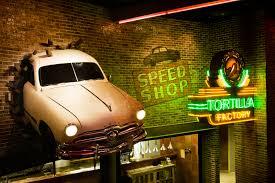 thunder road steakhouse themed casino restaurant design by i 5
