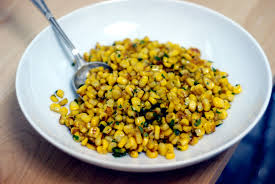moskin s caramelized corn with fresh mint the wednesday chef