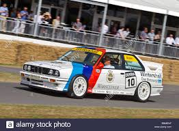 Bmw M3 1989 - 1989 bmw m3 e30 with driver steve soper at the 2010 goodwood