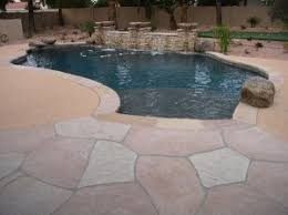 Arizona Backyard Landscaping by Gilbert Landscape Design Outdoor Kitchens And Pavers