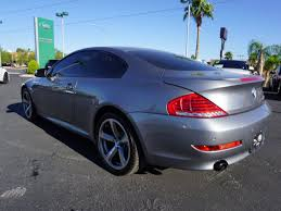 pre owned 6 series bmw pre owned 2010 bmw 6 series 650i 650i 2dr coupe in las vegas