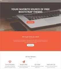 8 free landing page themes u0026 templates free u0026 premium templates