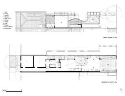 green floor plans gallery of green house zen architects 9