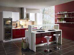 idee couleur cuisine ouverte chambre idee de cuisine moderne decoration maison et idees deco