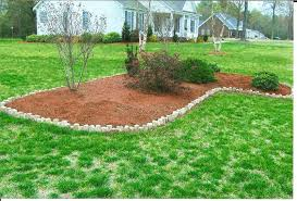Flower Bed Border Ideas Cheap Landscaping Ideas Photograph U2013 Cheap Landscaping Borde