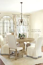 how high to hang chandelier over dining table how to select the right size chandelier chandeliers room and lights