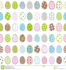 easter wrapping paper easter wrapping paper with patterned eggs on white background