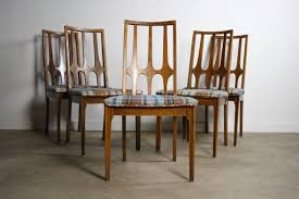 mid century broyhill brasilia dining chairs set of 5 u2013 abt modern
