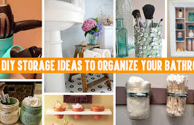 bathroom craft ideas ways to organize your home just in time for back school bathroom