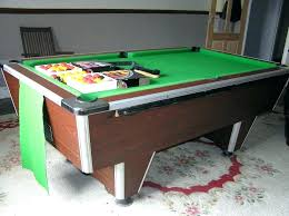 what is the height of a pool table what size is a regulation pool table regulation size pool table what