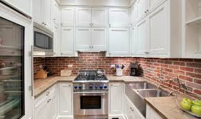 kitchen backsplash brick brick kitchen backsplash pictures kitchen backsplash