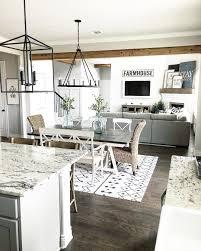 black and white rug and lighting home design pinterest