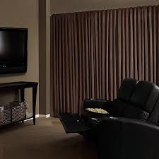 Best Blackout Curtains For Day Sleepers Absolute Zero Velvet Room Darkening Home Theater Curtain Panel