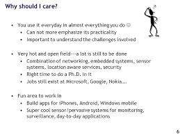 1 csce 5013 topics in mobile and pervasive computing nilanjan