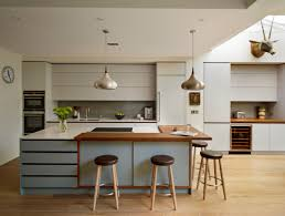 Bespoke Kitchen Islands Urbo Bespoke Kitchen In Matt Lacquer Pearl Ashes 3 By Fired Earth