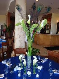 Feather Vase Centerpieces by Top 10 Unique Peacock Wedding Centerpieces For A Beautiful Wedding
