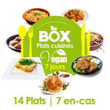 plats cuisiné minceur d box 7 jours vegan régime plats cuisinés minceurd
