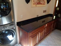 granite countertop black kitchen cabinets with black countertops
