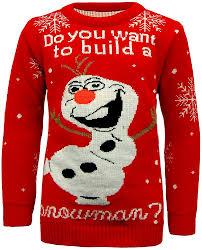 kids novelty christmas jumper with flashing lights amazon co uk
