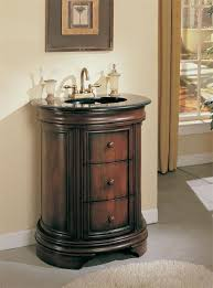 outstanding antique bathroom sink cabinet from solid wood